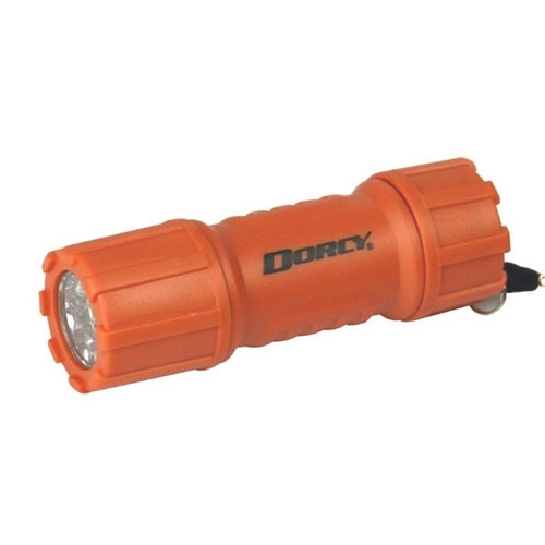 Dorcy 6 LED Flashlight