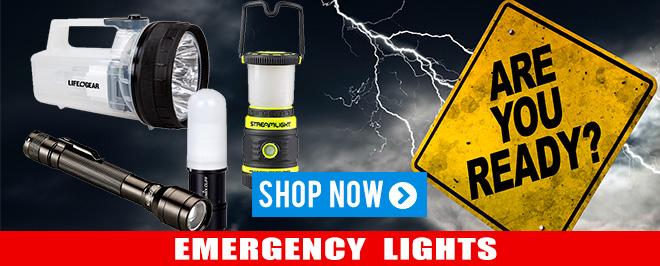 Shop Emergency Lights
