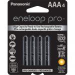 Eneloop pro AAA Batteries