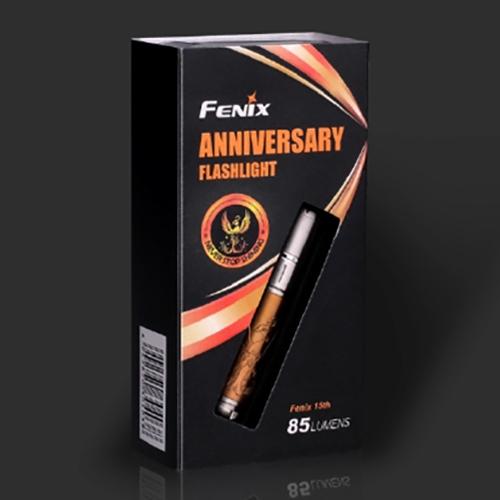 Fenix 15TH Anniversary Flashlight