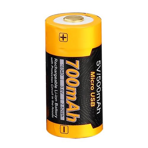 Fenix 16340 Battery ARB-L16-700U