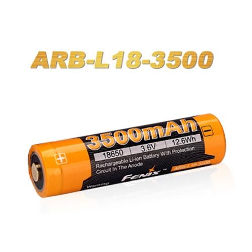Fenix 18650 3500mAh Battery ARB-L18-3500