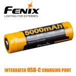 Fenix 21700 Battery ARB-L21-5000U