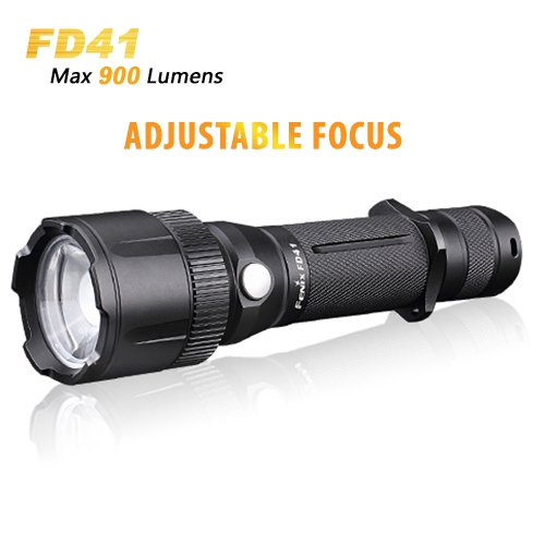 Fenix FD41 Focusing Tactical Flashlight
