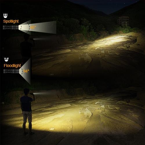 Fenix FD45 Focusing Flashlight