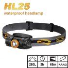 Fenix HL25 Aluminum Headlamp