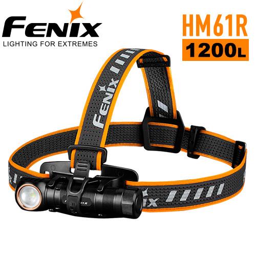 Fenix HM61R Rechargeable Headlamp / Flashlight
