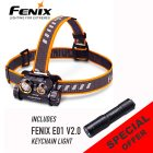 Fenix HM65R Rechargeable Headlamp Promo