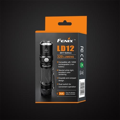Fenix LD12 2017 Edition