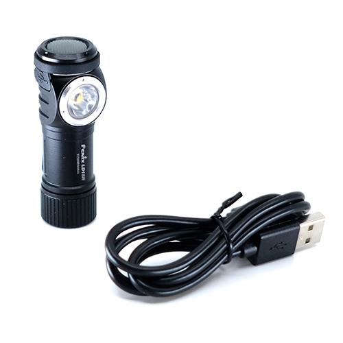 Fenix LD15R USB Rechargeable EDC Flashlight