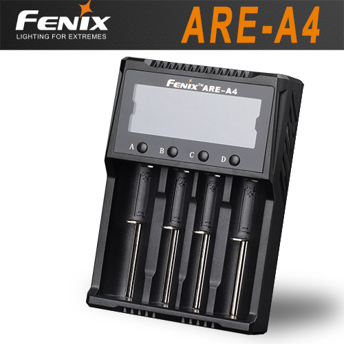 Fenix ARE-A4 4 Channel Battery Charger