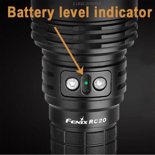Fenix RC20 Rechargeable Flashlight