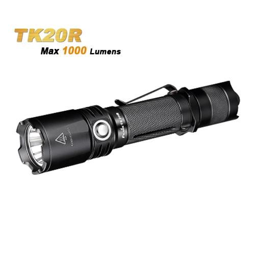 Fenix TK20R USB Rechargeable Tactical Flashlight
