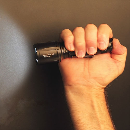 Fenix TK25 R and B Version Flashlight