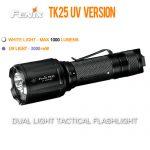 Fenix TK25 UV Version Flashlight