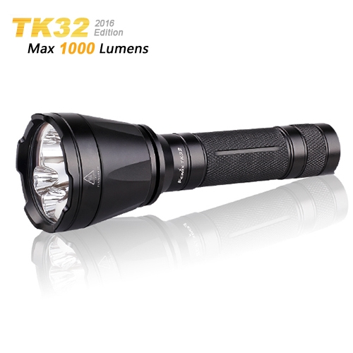 Fenix TK32 2016 Edition Tri-Color Flashlight