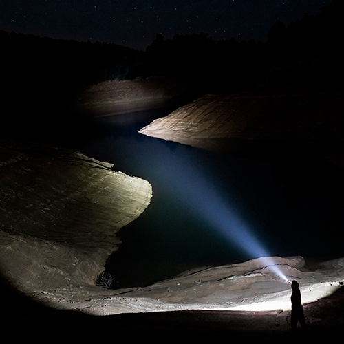 Fenix TK35 Long Range Flashlight