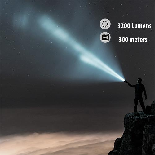 Fenix TK35 Ultimate Edition Flashlight