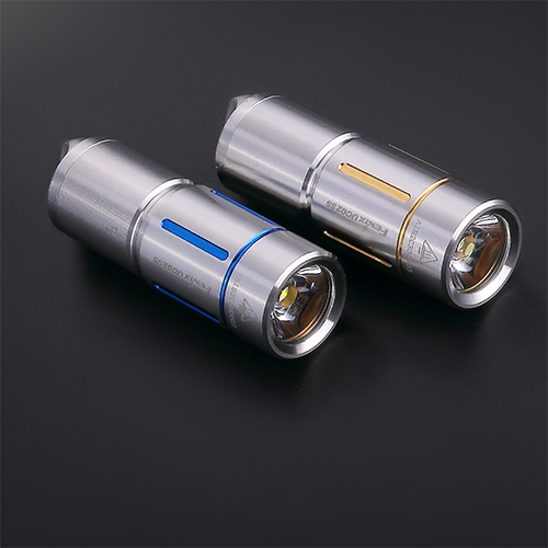 Fenix UC02SS USB Rechargeable Light Stainless