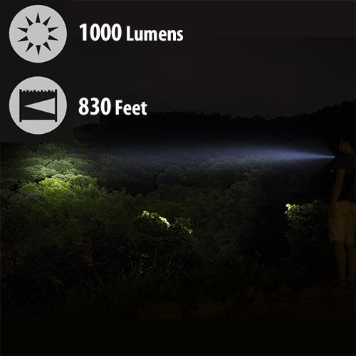 Fenix UC30 USB Rechargeable Flashlight