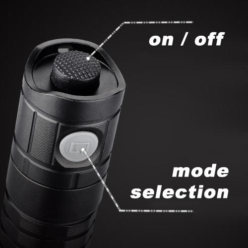 Fenix UC45 USB Rechargeable Flashlight