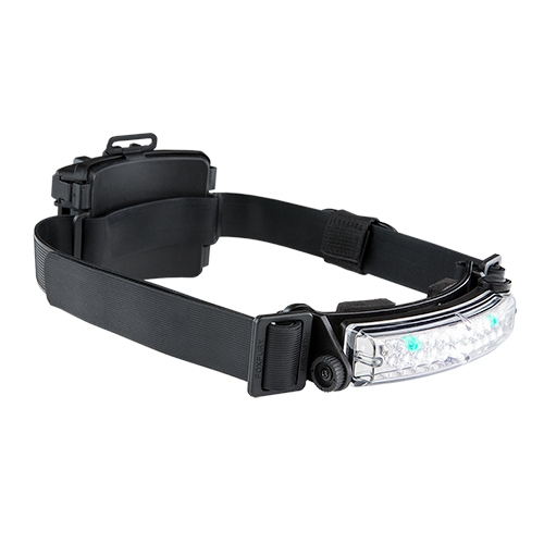 FoxFury Command Plus Tilt Headlamp Helmet Light