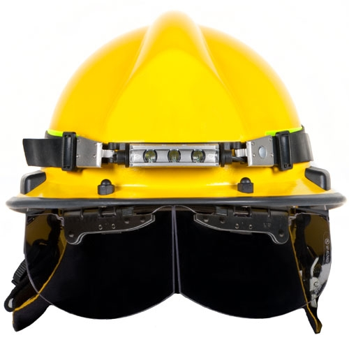 FoxFury Discover Series Fire and Safety Helmet Light
