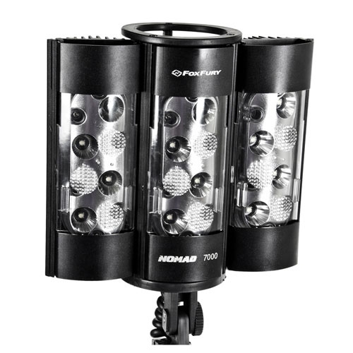 FoxFury Nomad 360 Portable Scene Light-Spot Light