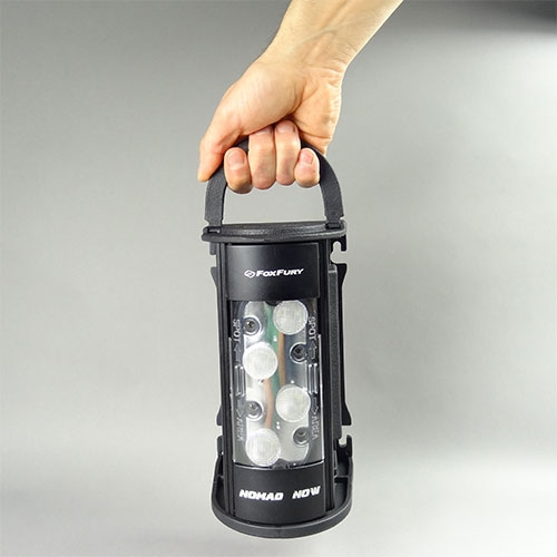 FoxFury Nomad NOW LED Area-Spot Lantern