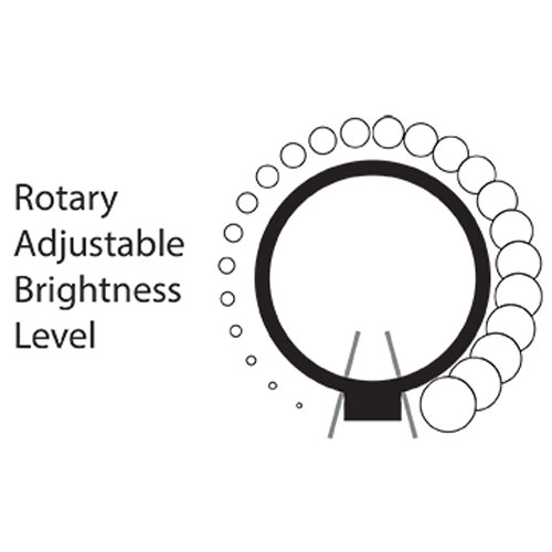 HDS Systems EDC Rotary Flashlight
