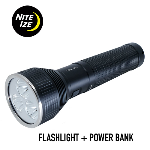 INOVA T11R Rechargeable Flashlight and Power Bank