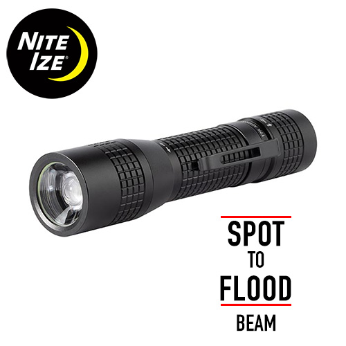 INOVA T7R PowerSwitch Rechargeable Focusing Flashlight