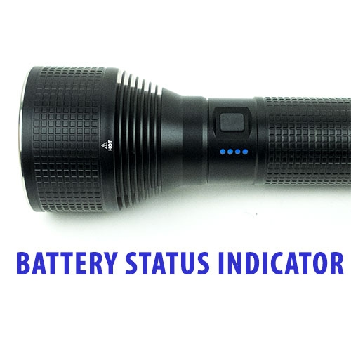 Inova T10R Rechargeable Flashlight