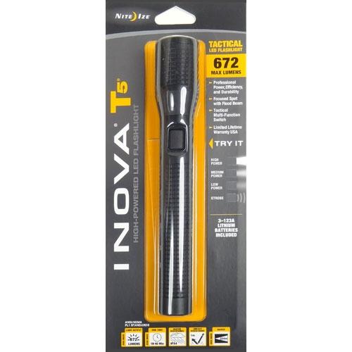 Inova T5 Tactical LED Flashlight