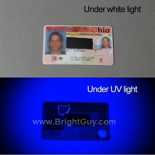Inova X5 UV Flashlight