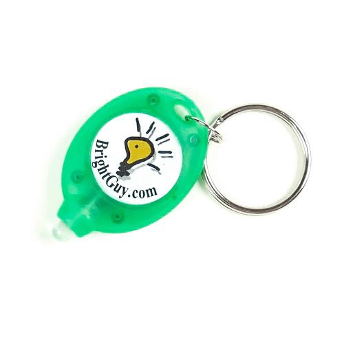 BrightGuy Key Chain LED Flashlight