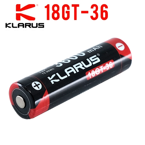 Klarus 18650 Battery 18GT36