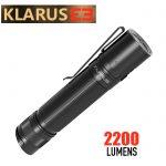 Klarus E3 High Performance Flashlight