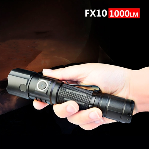 Klarus FX10 Adjustable Focus Flashlight