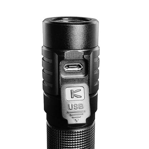 Klarus ST10 Compact Rechargeable Flashlight