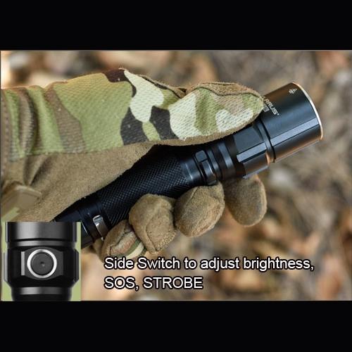 Klarus ST15 Tactical Flashlight