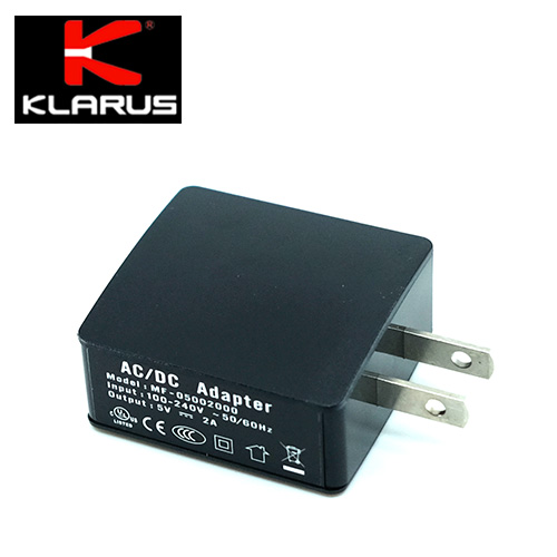 Klarus USB AC Adapter