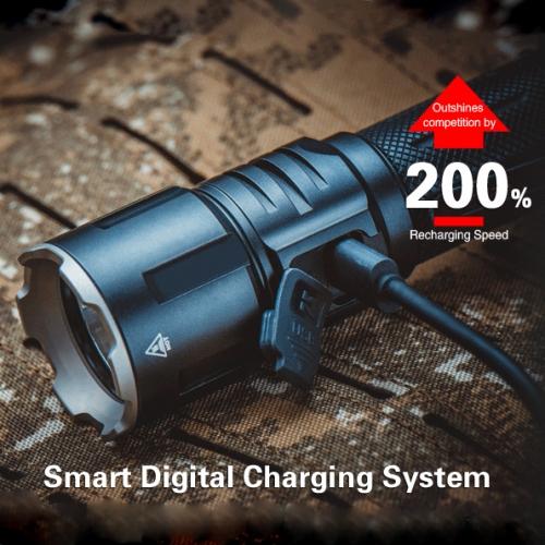 Klarus XT11GT USB Rechargeable Flashlight