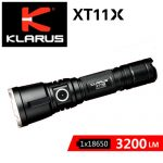 Klarus XT11X USB Rechargeable Flashlight