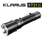 Klarus XT21X USB Rechargeable Flashlight