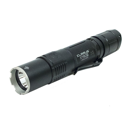 Klarus XT2CR Rechargeable Tactical Flashlight