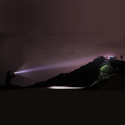 Klarus XT30R Long Range Rechargeable Flashlight