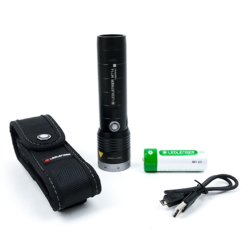 LED Lenser MT14 Rechargeable Flashlight