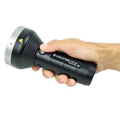 LED Lenser MT18 USB Rechargeable Flashlight