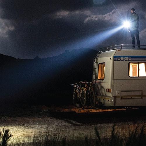 LED Lenser MT6 Flashlight